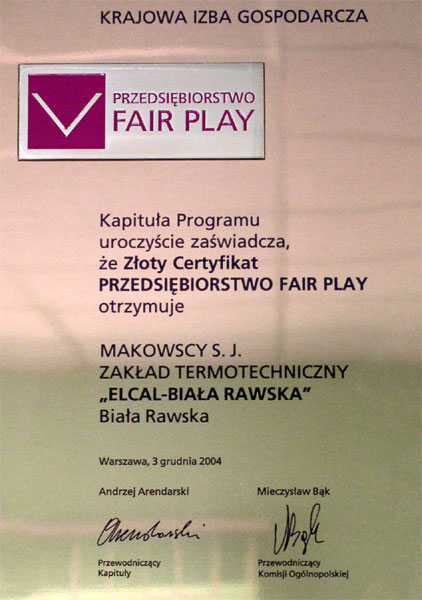 Fairplay 2004