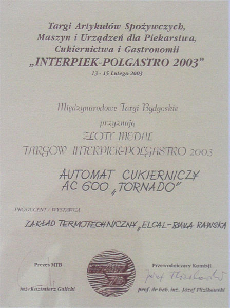 Interpiek 2003